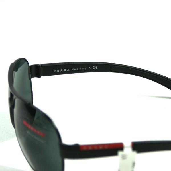 Prada Prada Square Black Lifestyle Eyewear Sunglasses