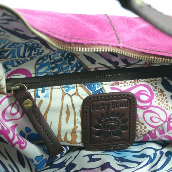 Lucky Brand Brown Sugar Suede Hobo Bag Hkrud858 Lucky