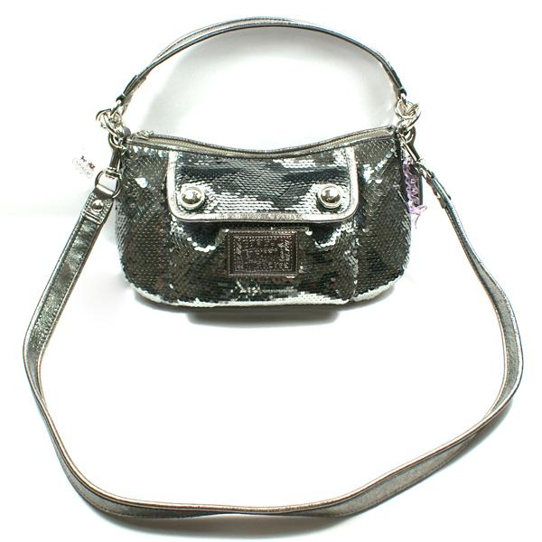 Home · Coach · Poppy Sequin Groovy Swing Bag  Handbag. CLICK THUMBNAIL TO  ZOOM. Found ... 8d4affdbdc