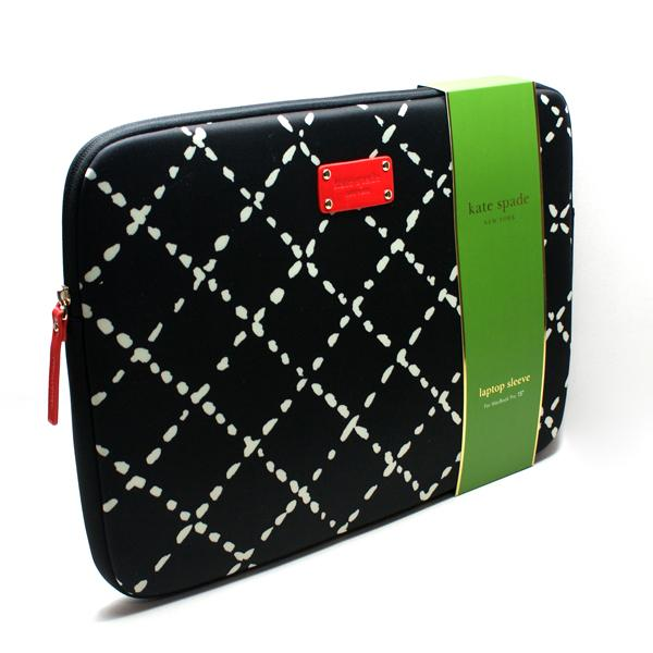 cheaper c5919 7e41c Kate Spade Laptop Sleeve Faux Quilt For Apple Macbook Pro 15 Inches ...