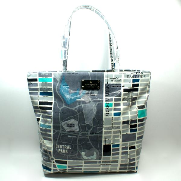 e662e2446df8 Home · Kate Spade · Daycation Bon Shopper Street of New York Tote Bag.  CLICK THUMBNAIL TO ZOOM. Found ...