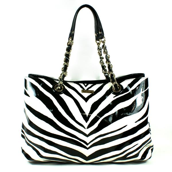1d22e07ce61a Home · Kate Spade · Helena Pastiche Zebra Tote  Shoulder Bag. CLICK  THUMBNAIL TO ZOOM. Found In  Handbags