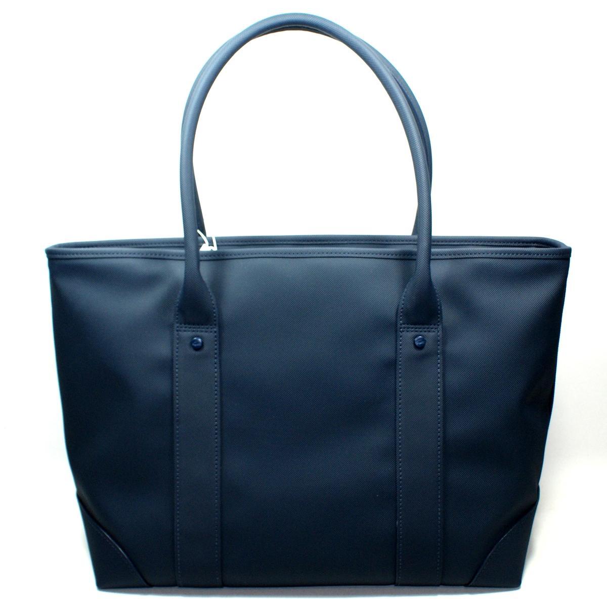 Lacoste Black Iris Shopping Bag/ Tote Bag #NF0001NC : Lacoste NF0001NC