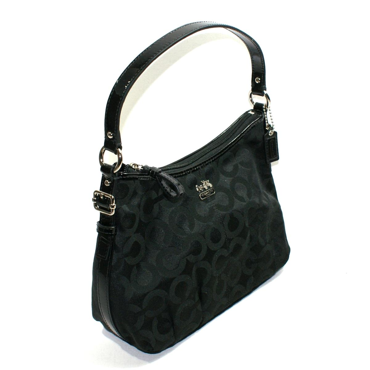 Coach Madison Opt Art Top Handle Small Handbag 46854