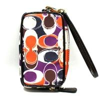 Ashley Scarf Print Multi Pouch/ Iphone case for Apple Iphone 4 - 4S