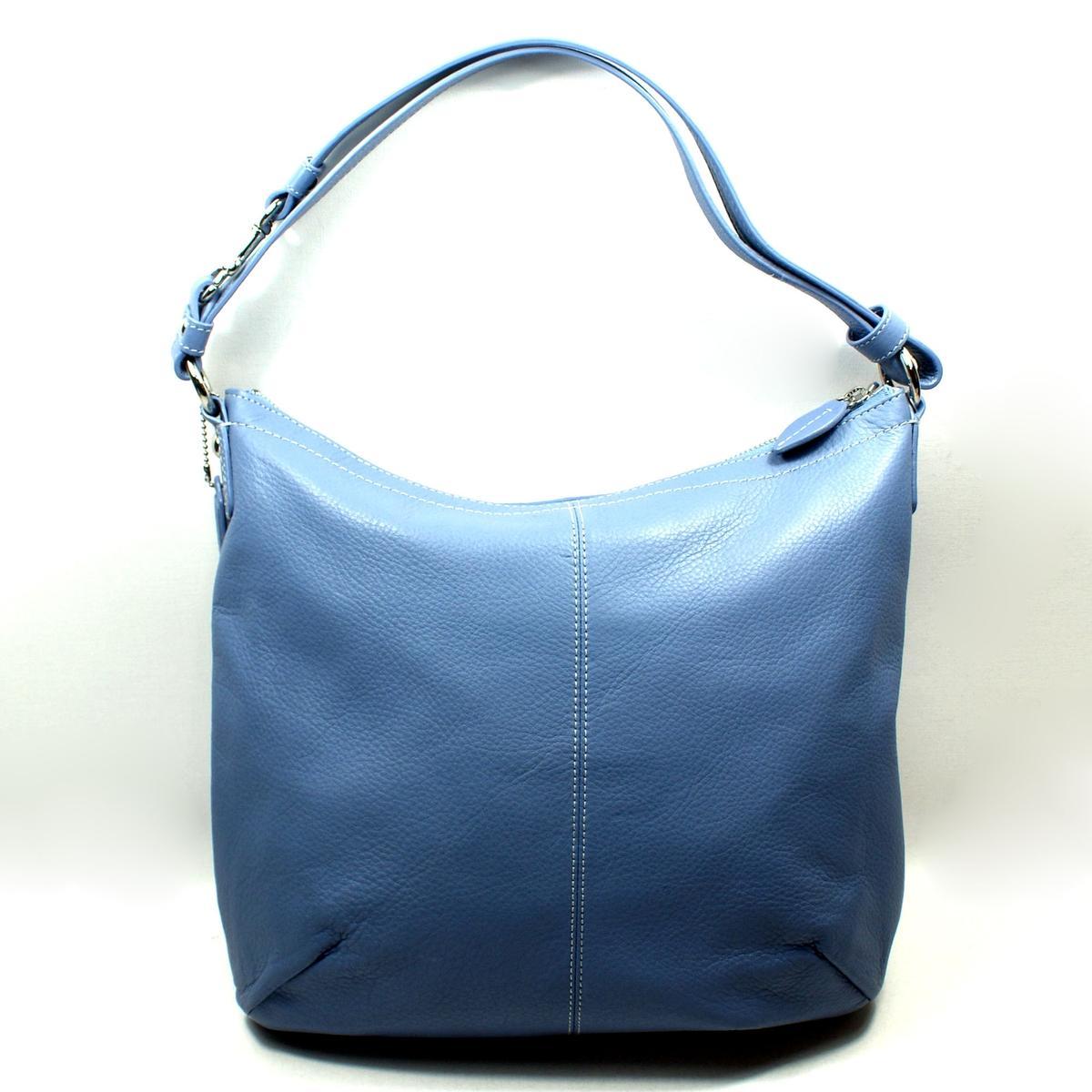 Coach Penelope Leather Convertible Shoulder Bag 121