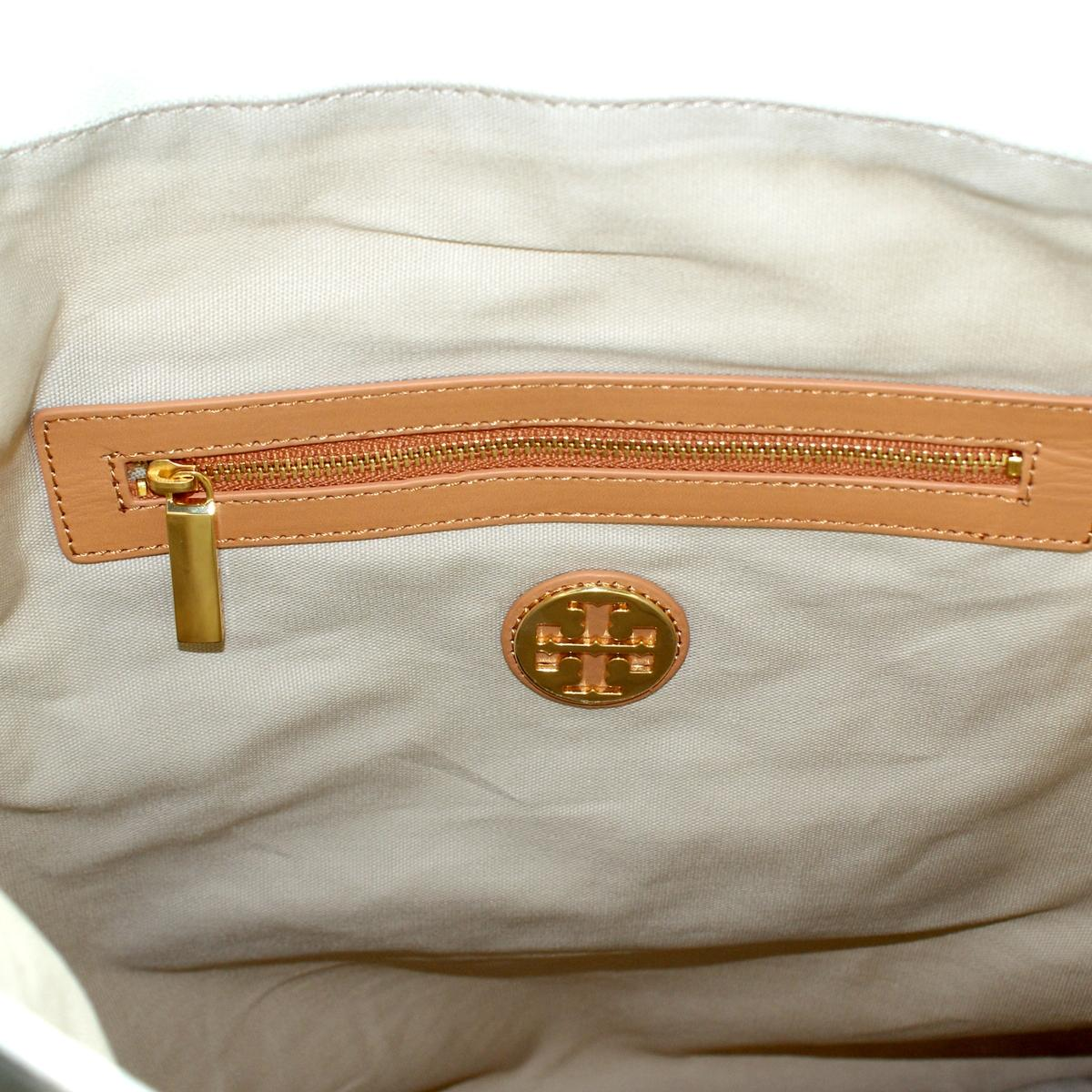 3665a558f0fd Home · Tory Burch · Lorenzo Bird Orange Flat Tote Bag. CLICK THUMBNAIL TO  ZOOM. Found ...