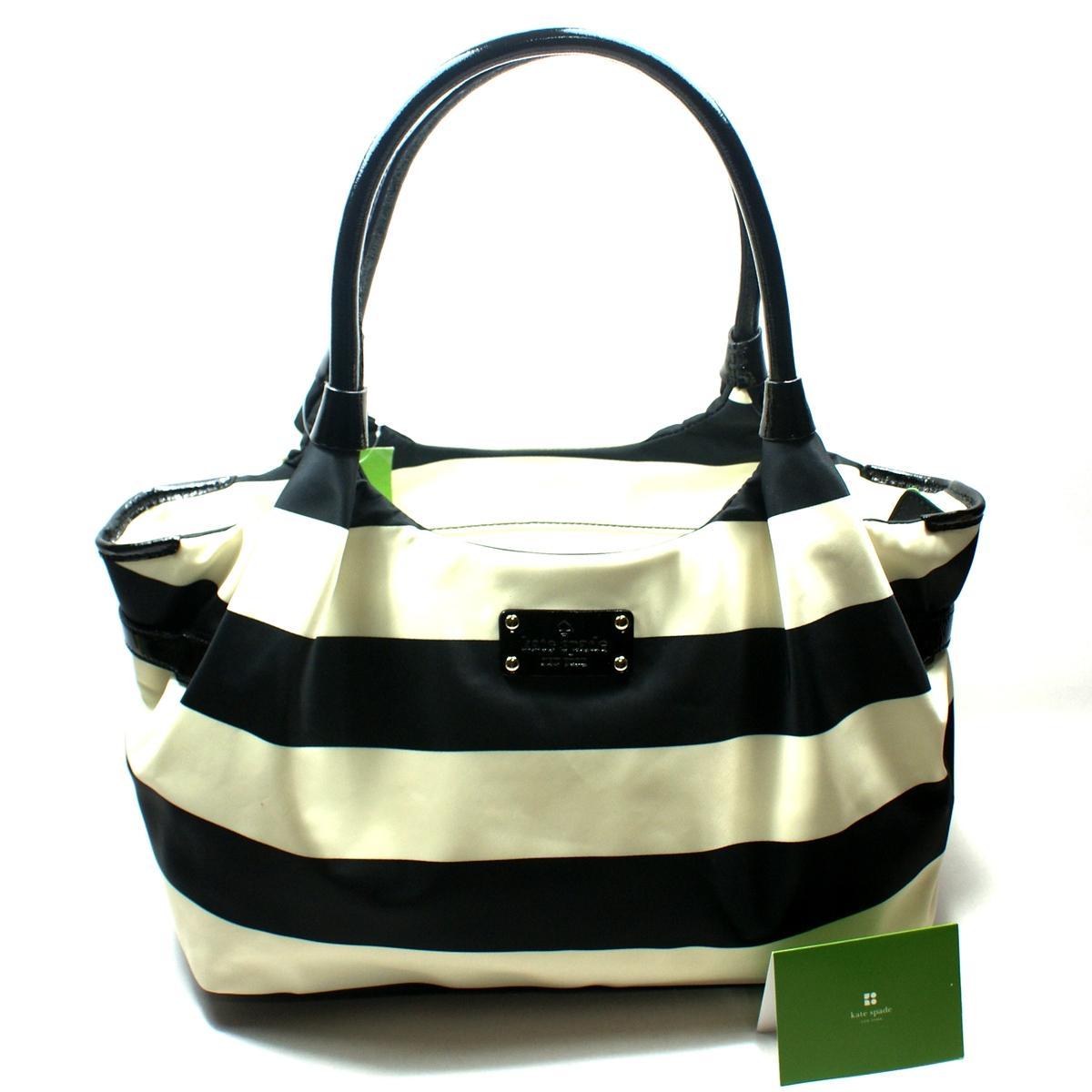 kate spade striped handbag eBay