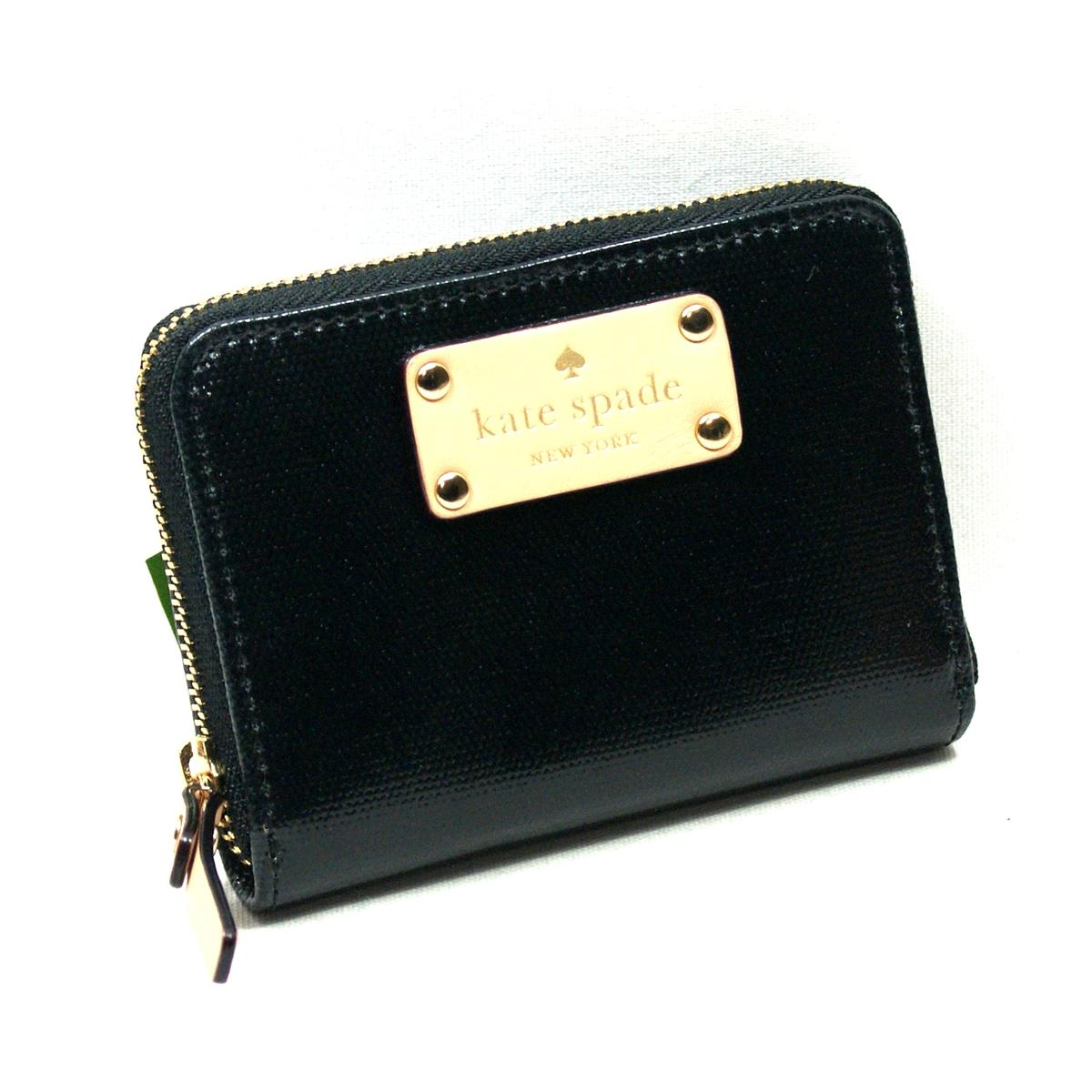 Kate Spade Mini Neda Fulton Street Small Zip Around Wallet