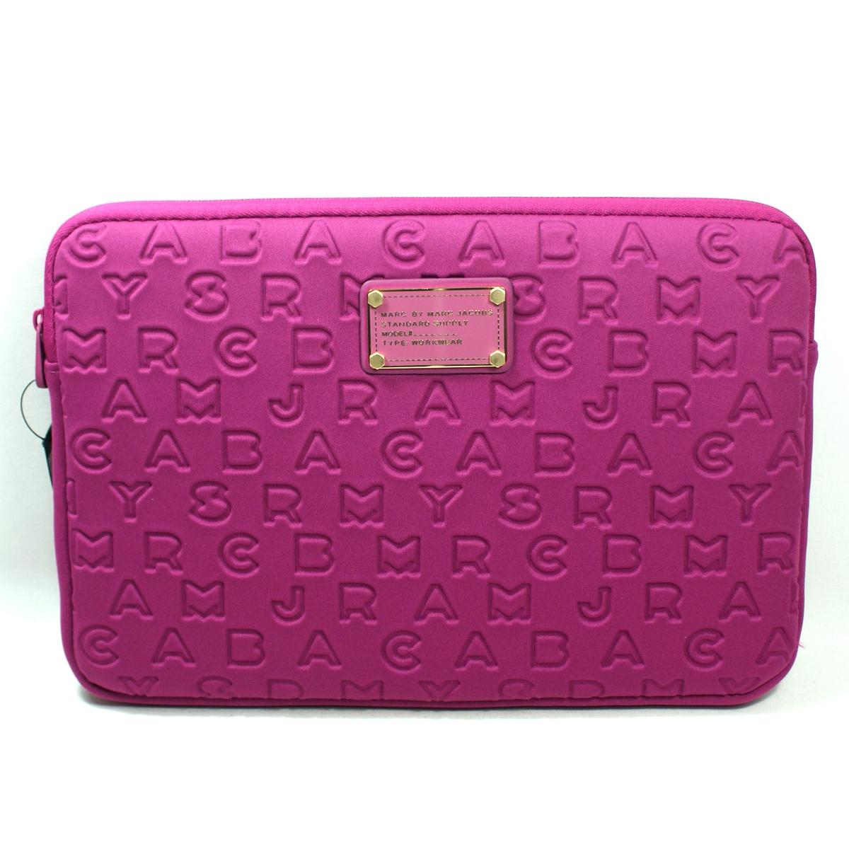 Marc By Marc Jacobs Amethyst 11 Inch Laptop Case/ Laptop Sleeve # ...