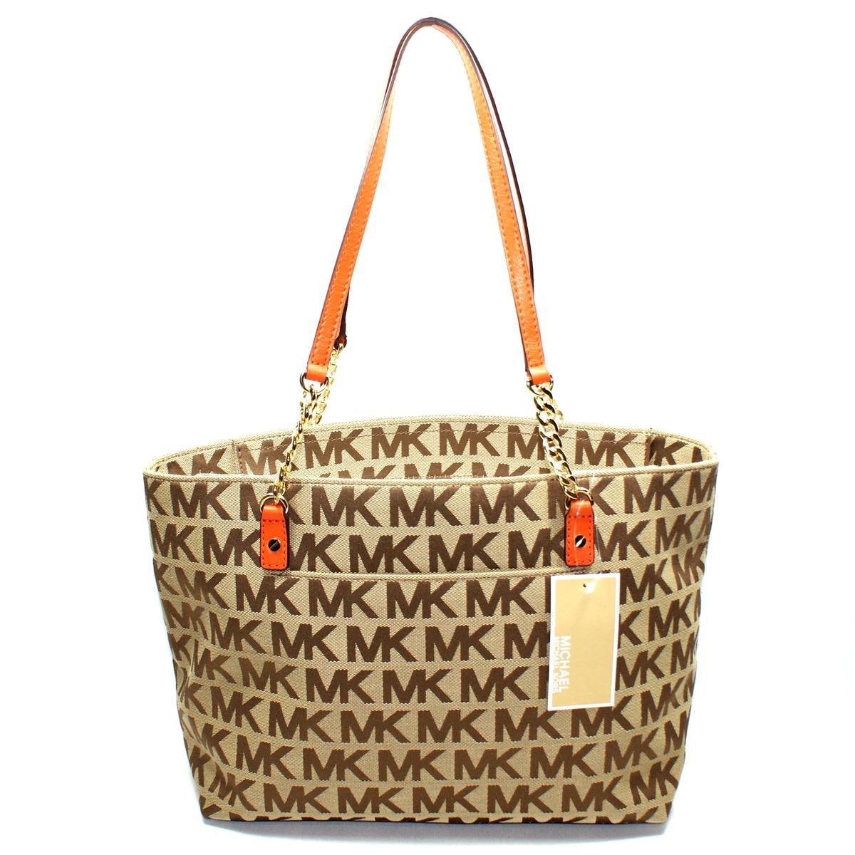 Michael Kors Shoulder Bag Jet Set Chain Ns Chain Large