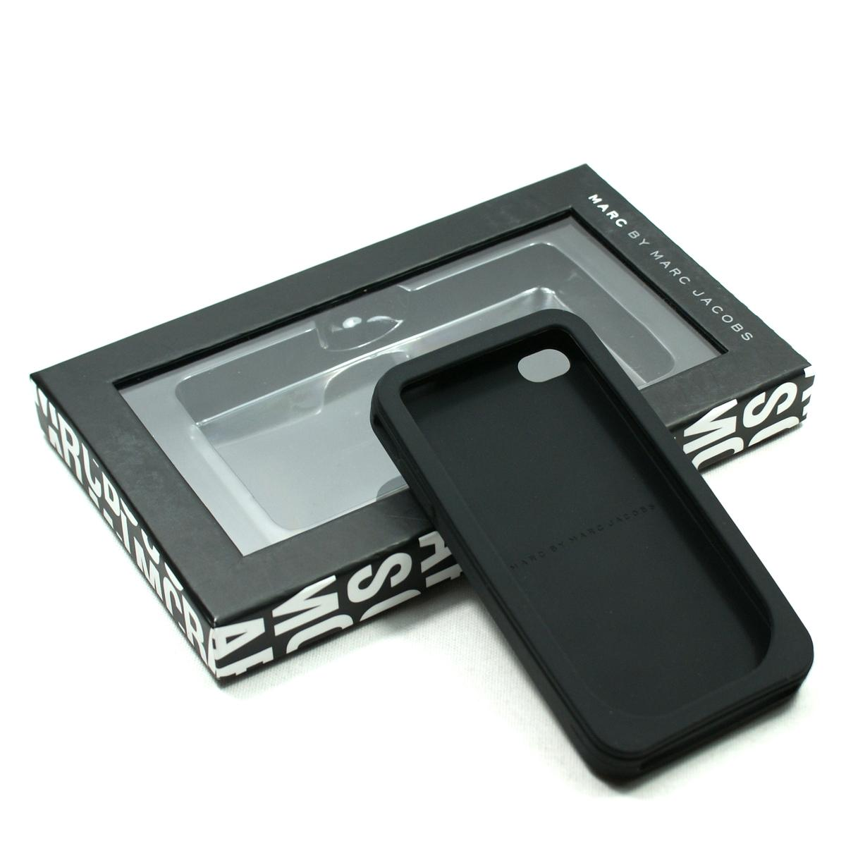 Marc By Marc Jacobs IPhone 4 Case Black and White Premium ...