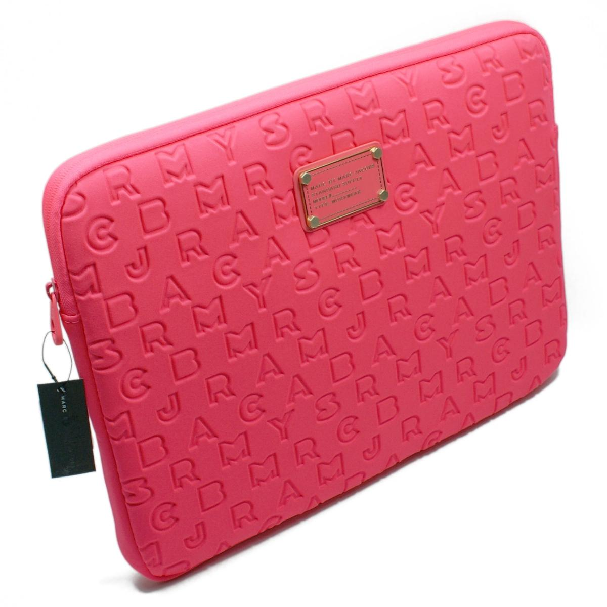 Marc By Marc Jacobs Highlighter Flamingo 13 Inch Laptop