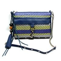 Mac Large Clutch/ Swing/ Crossbody Bag Navy