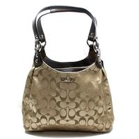 Ashley Signature Hobo Bag Khaki