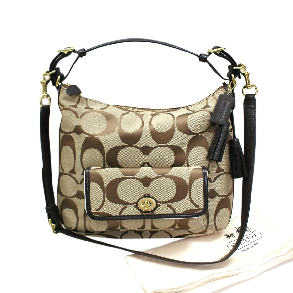 Legacy Courtenay Hobo Shoulder Bag In Signature Fabric 69