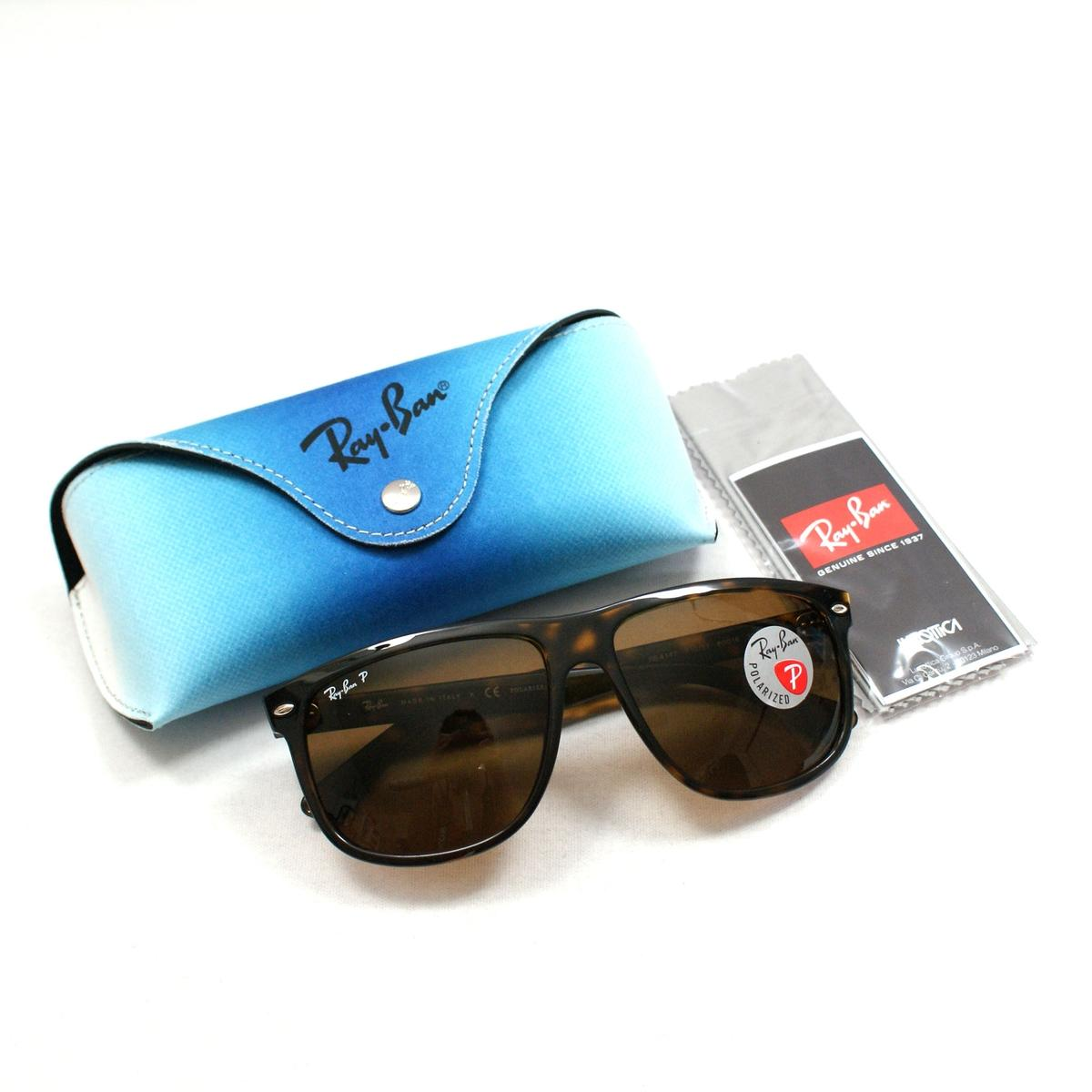 5139ff72099 ... Ray Ban Boyfriend Polarized Sunglasses Turtoise. CLICK THUMBNAIL TO  ZOOM. Found ...