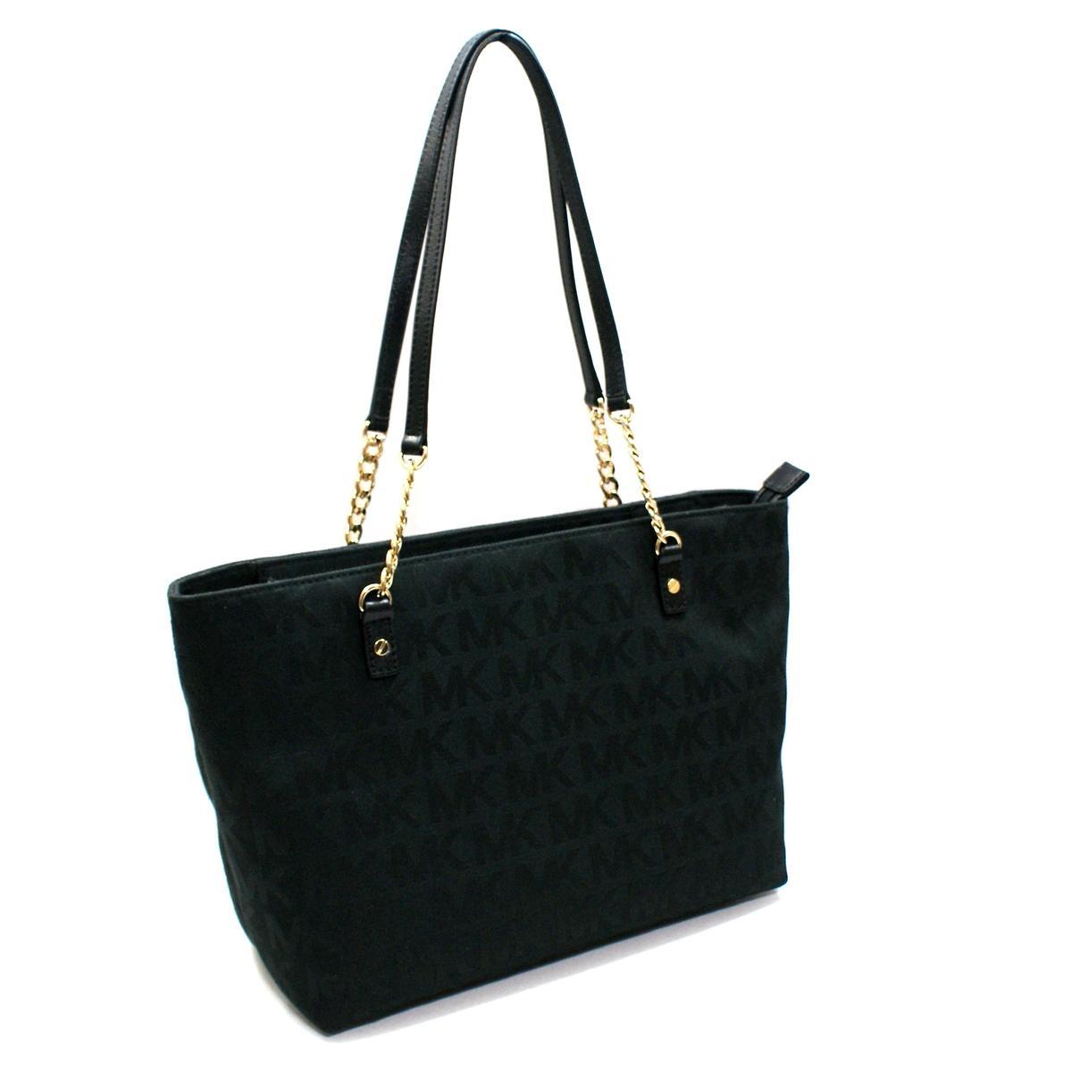 Michael Kors Jet Set Chain Shoulder Bag Black 99