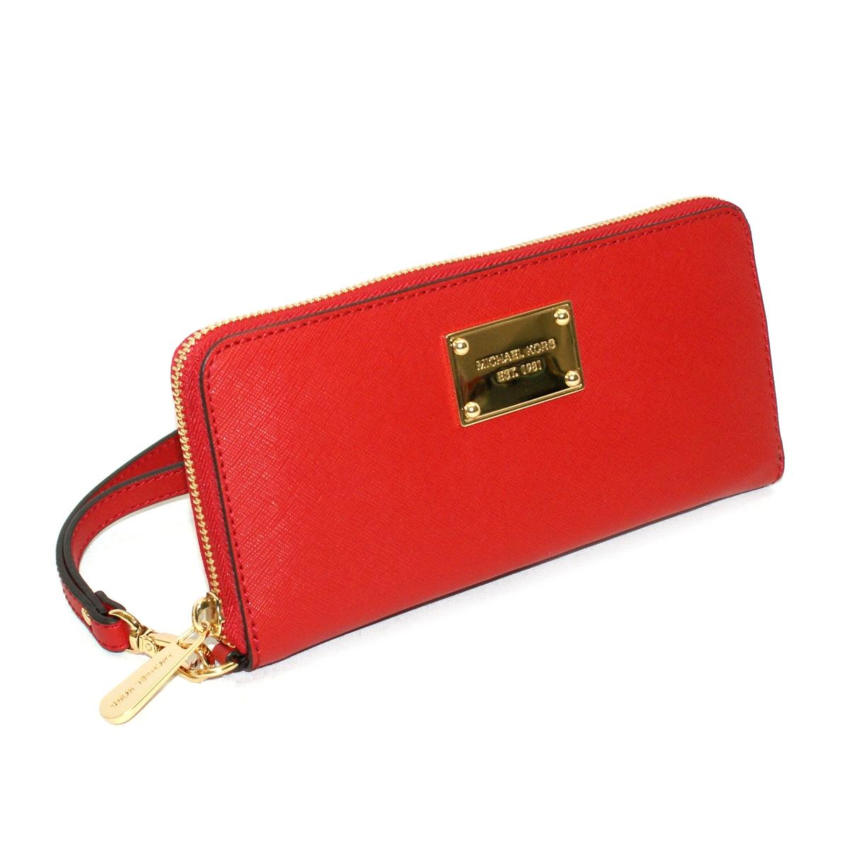 6be9680faa3b Buy red michael kors wristlet   OFF65% Discounted