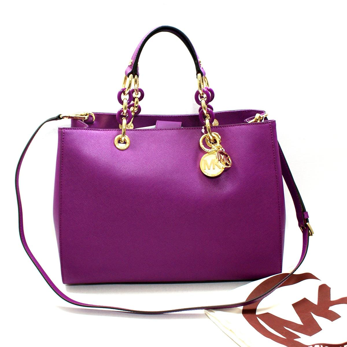 Women shoes online Purple handbags