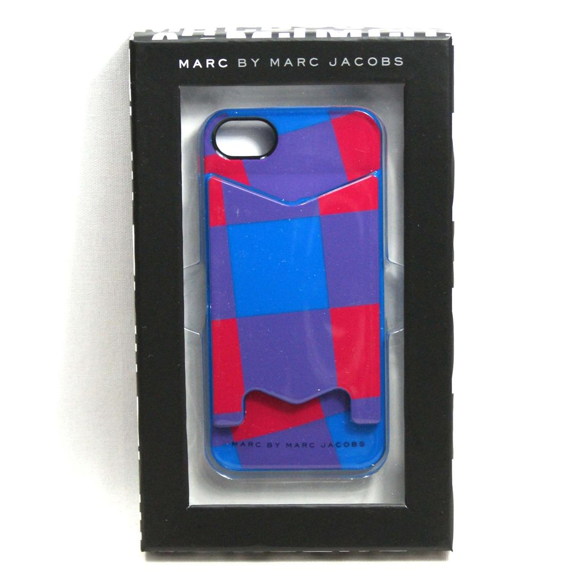 Marc By Marc Jacobs IPhone 5 Case Premium Hardcase Stacey Check ...