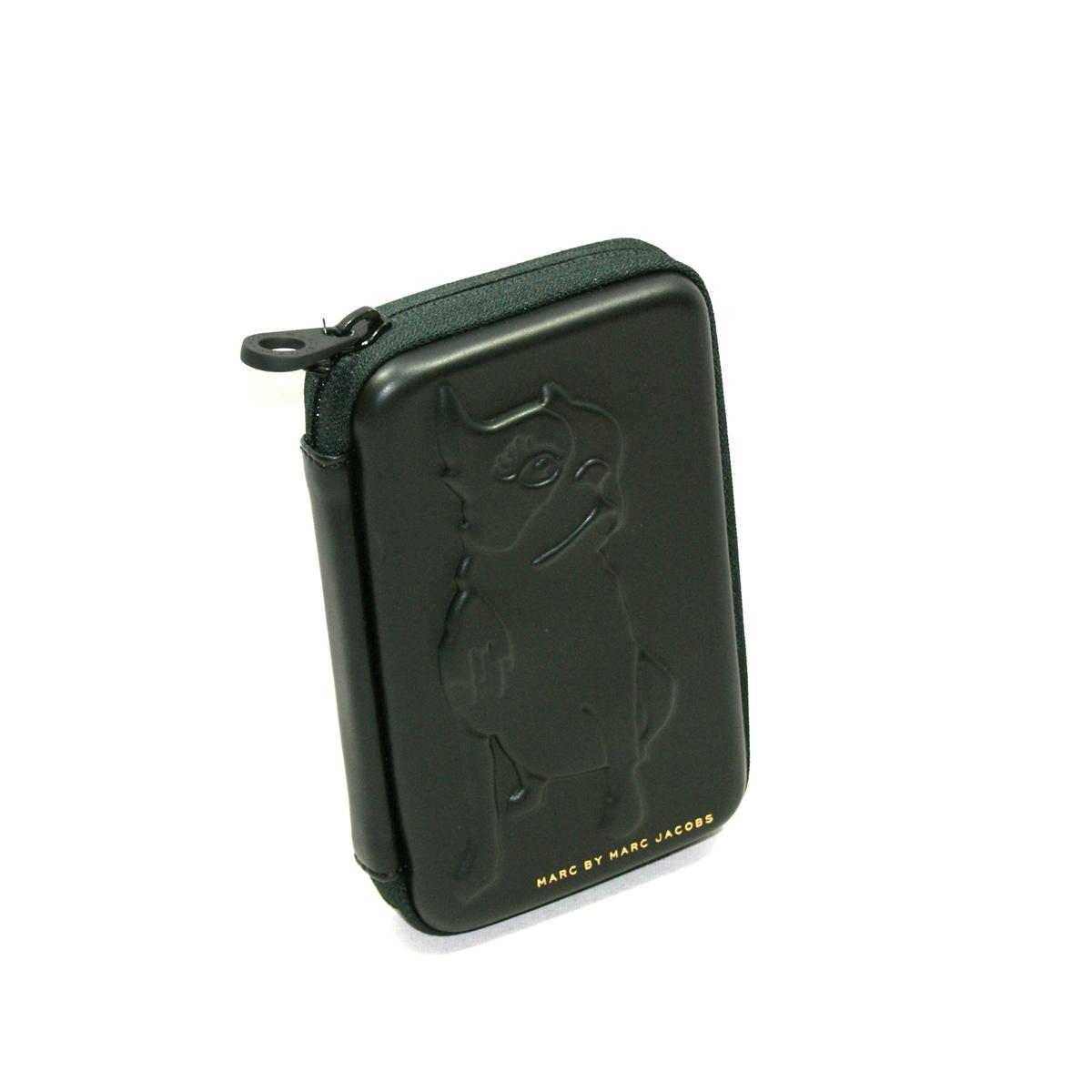 Marc By Marc Jacobs Black Case Pouch For Cell Phone