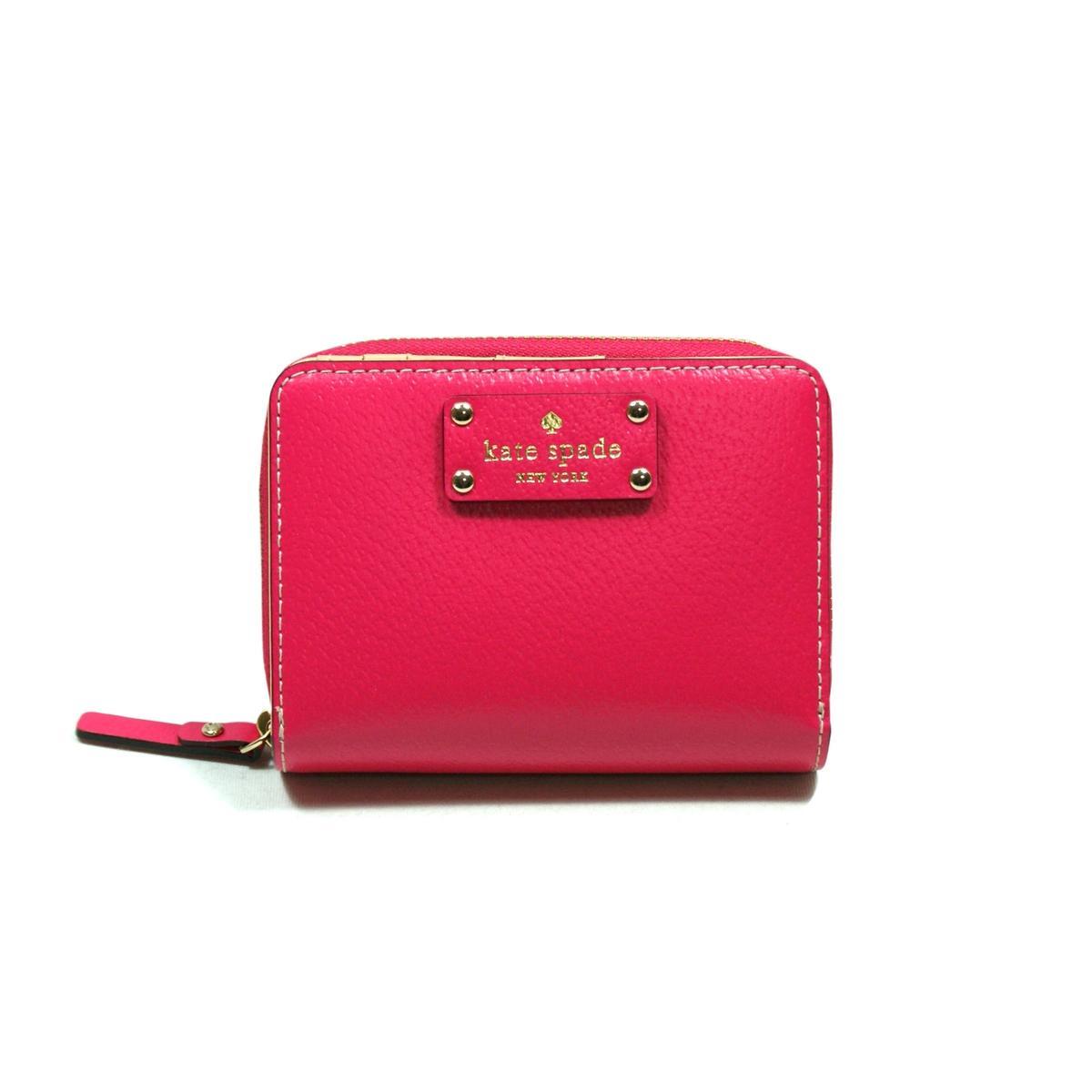 Kate Spade Cara Wellesley Small Wallet Deep Pink Wlru1745