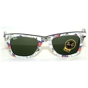 15c45bc69af ... switzerland ray ban ray ban original wayfarer sunglasses special series  8 london rb2140 1115 50 22