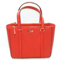 Kate SpadeCadene Newbury Lane Chili Red Satchel/ Handbag