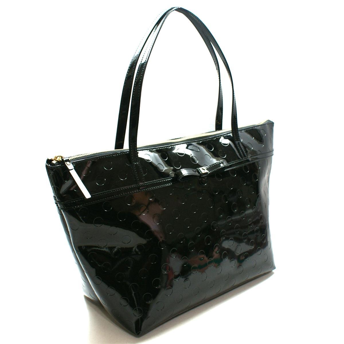 Kate Spade Sophie Camellia Street Black Tote Bag #WKRU2471 : Kate ...