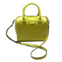 Kate SpadeAlessa Wellesley Yellow Satchel/ Handbag/ Crossbody Bag