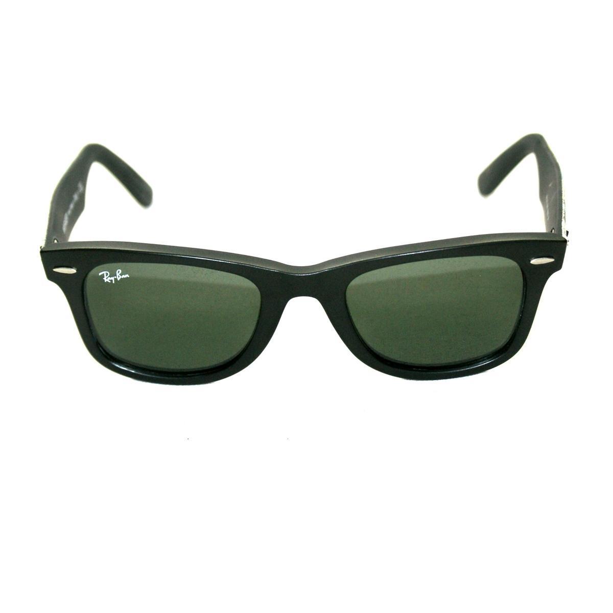 Ray Ban Ray Ban Original Wayfarer Sunglasses Camouflage ...