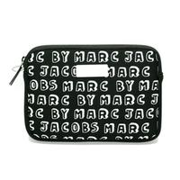 Marc By Marc JacobsBlack Multi Neoprene Apple Mini Ipad Case/ Pouch