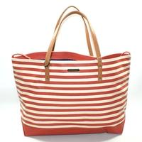 Rebecca MinkoffCherish Striped Coated Canvas Tote
