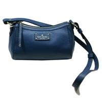 Kate SpadeGabriella Berkshire Road Dark Lapis Crossbody/ Swing Bag
