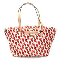 Kate SpadeToucan Multi Canvas Tote Bag