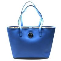 Michael KorsJet Set Medium Travel Tote Oxford Blue