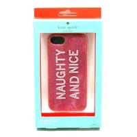 Kate SpadeIPhone 5 Case Premium Silicone Nice Naughty For Apple Iphone 5, 5S