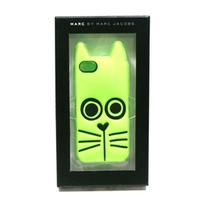 Marc By Marc JacobsIPhone 5 Case Premium Silicone Toucan Green Cat For Apple Iphone 5, 5S