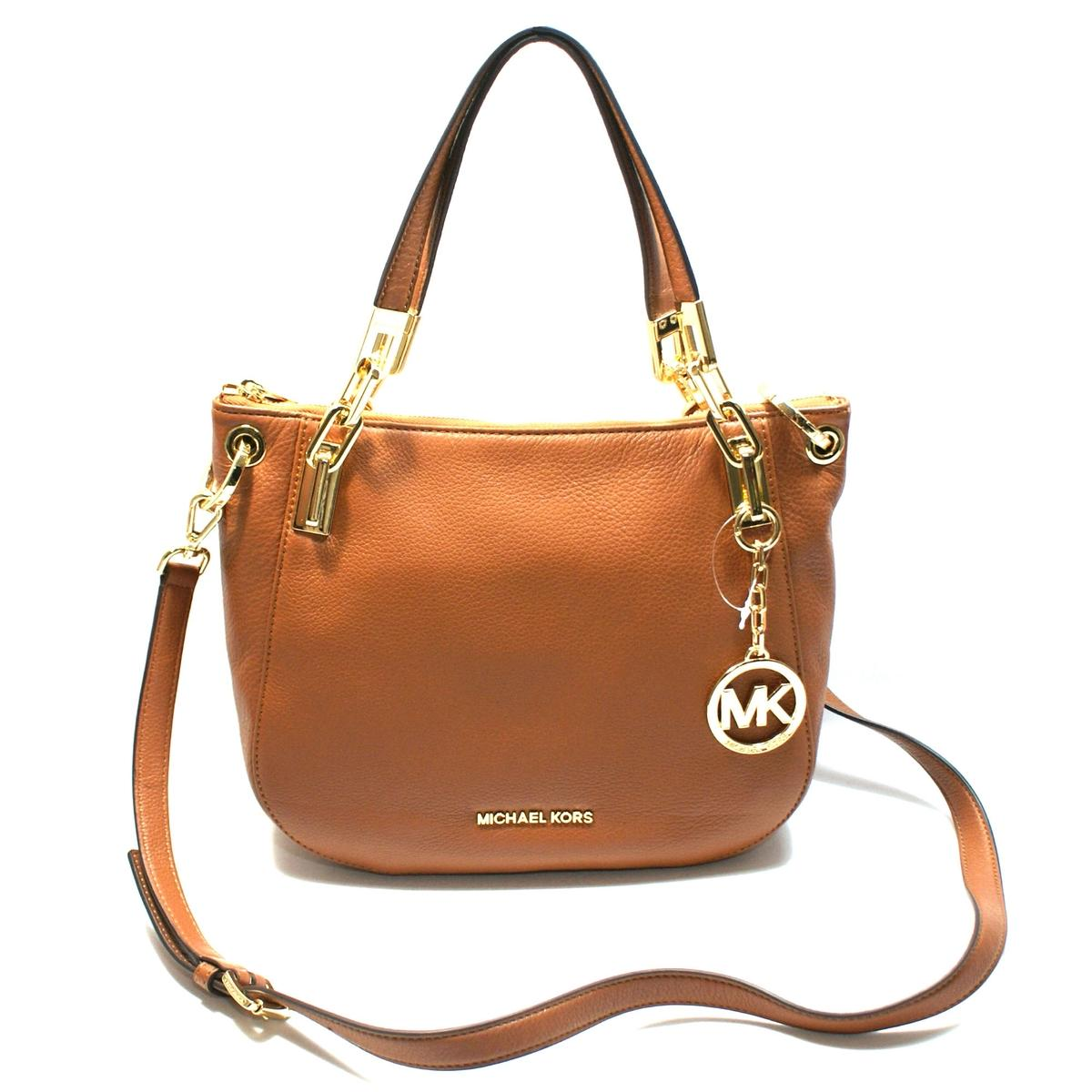 michael kors genuine leather medium shoulder