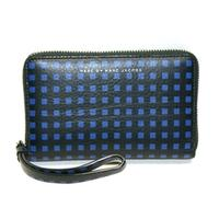 Marc By Marc JacobsPure Blue Multi Wristlet/ Wallet/ Iphone case for Apple Iphone 3,3G,4,4S, 5, 5S