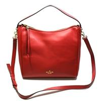 Kate SpadeSmall Haven Charles Street Hobo/ Crossbody Bag Dynasty Red