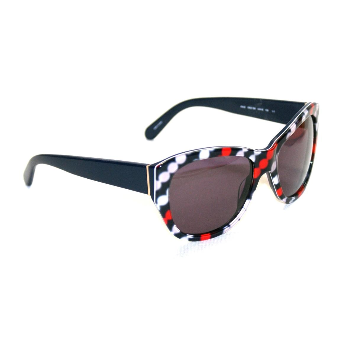 blue burberry sunglasses  dots sunglasses