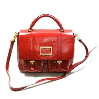 Marc By Marc JacobsWerdie Top Handle Messenger Bag Cabernet Red