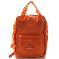 Marc By Marc JacobsSpiced Orange Nylon Backpack Bag