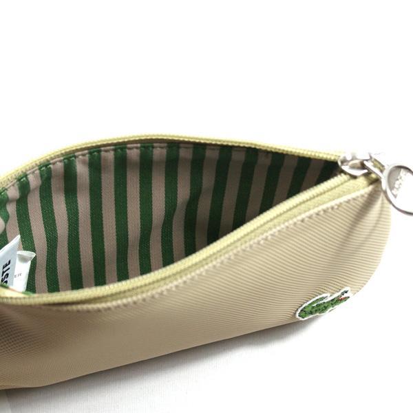 Lacoste Summer Sand Clutch Khaki Bag M41005012 Lacoste