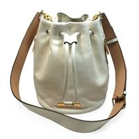 Marc By Marc JacobsLeche Multi Leather Medium Drawstring Cross Body Bag