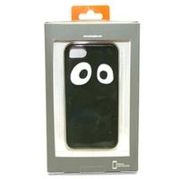 Jack SpadePhone Case Premium Silicone Black Googly Eyes For phone 5/ 5S
