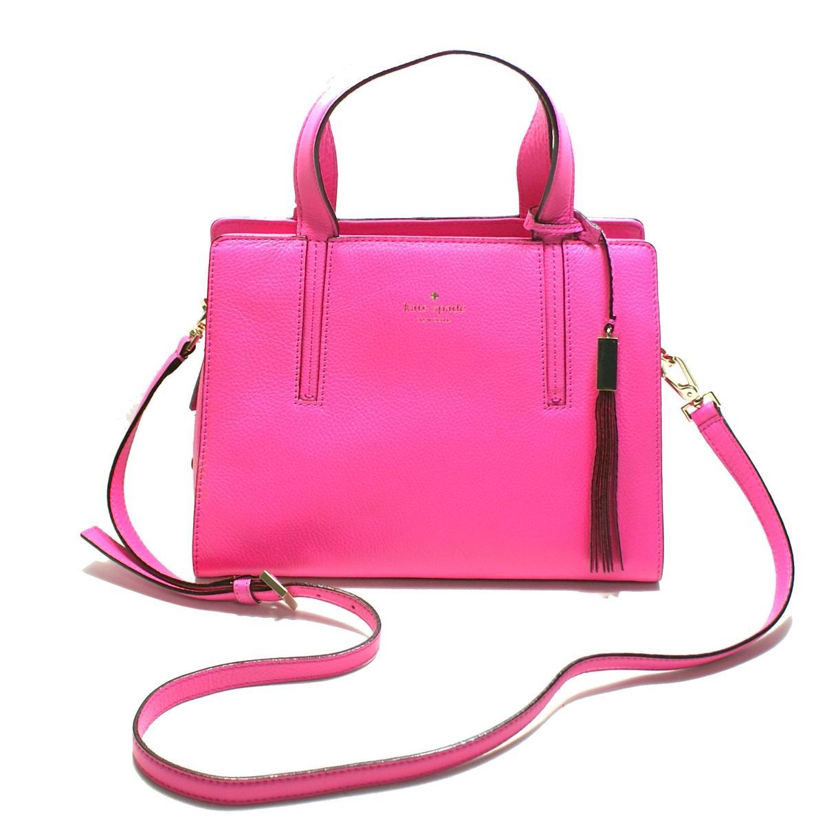 ... Street Pink Satchel/ Crossbody Bag #WKRU3169 : Kate Spade WKRU3169