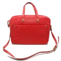 Marc By Marc JacobsCambridge Red Nylon Laptop Bag/ Messenger Bag 13 inch